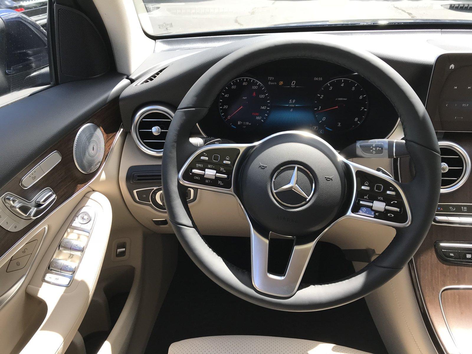 2020 Lunar Blue Metallic Mercedes-Benz GLC | SUVs ...