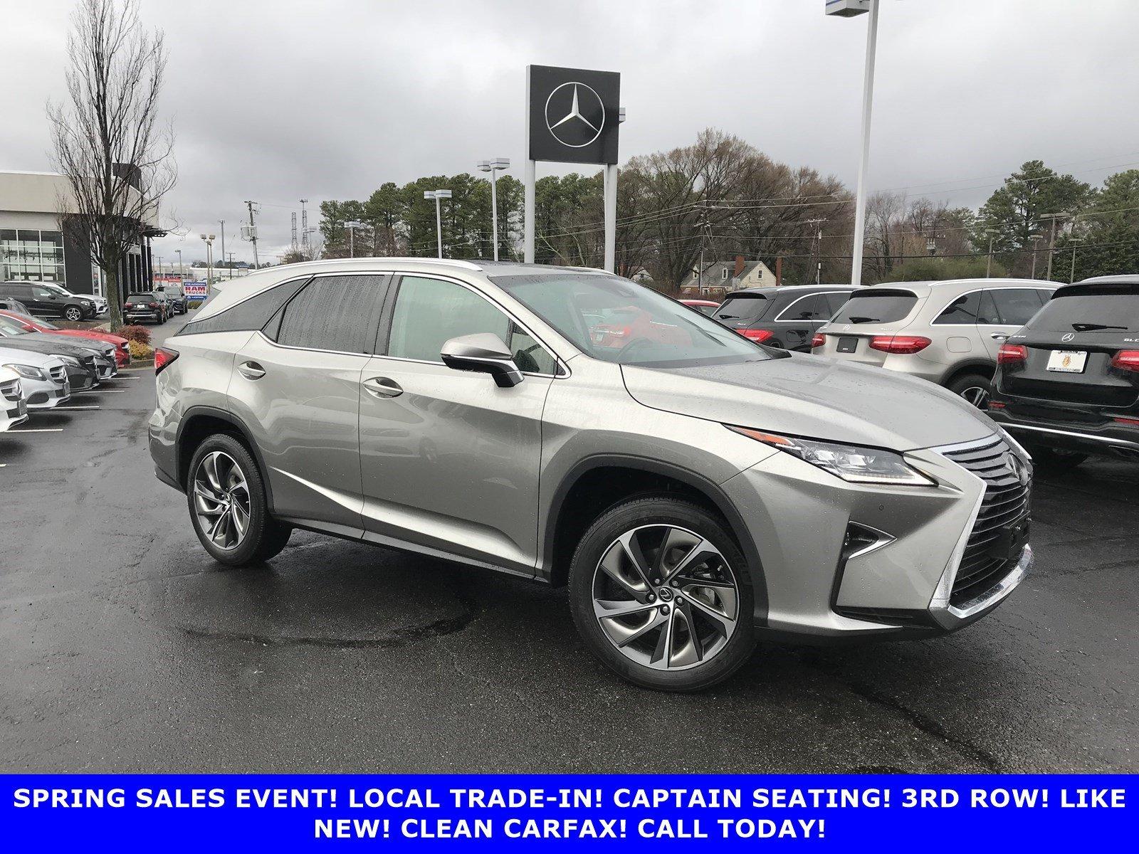 2018 Atomic Silver Lexus Rx Suvs Richmond Com