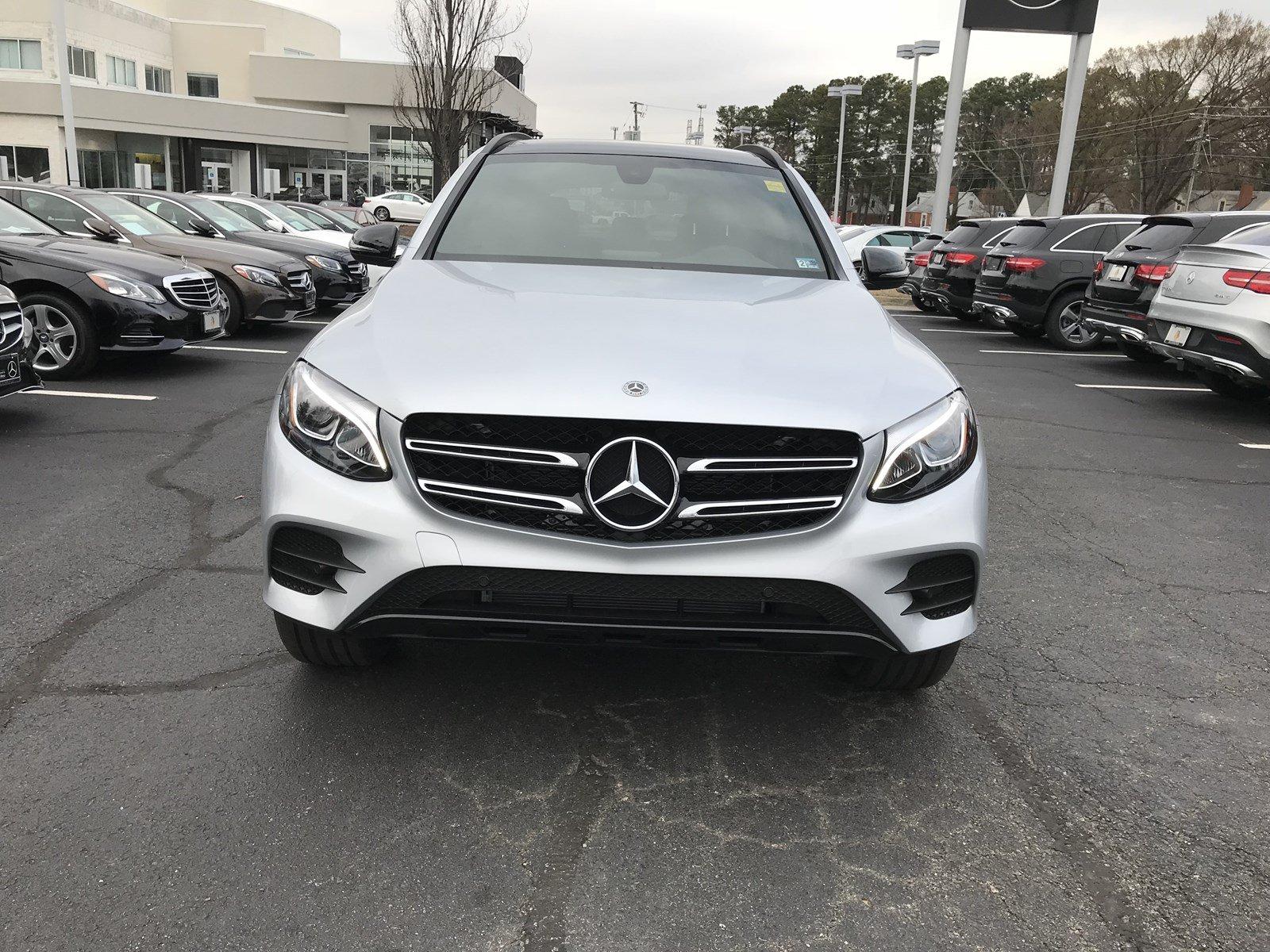 2019 Iridium Silver Metallic Mercedes-Benz GLC