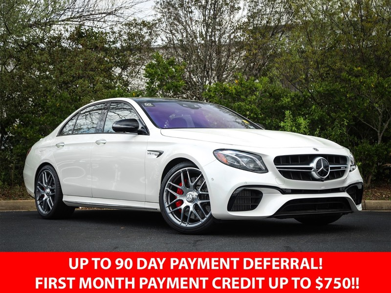 2020 Designo Diamond White Mercedes-Benz E-Class