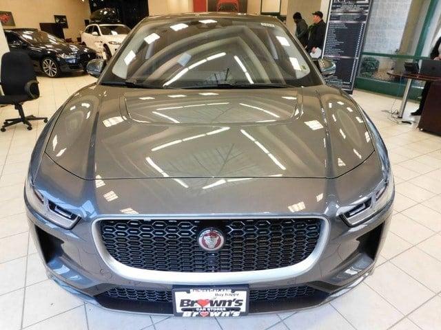 2019 Corris Grey Jaguar I-PACE