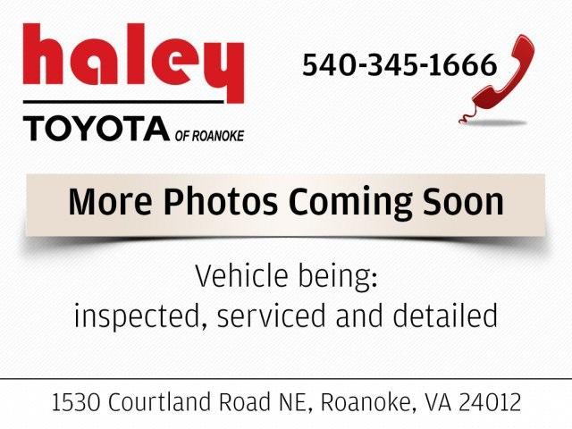 2016 Gray Toyota Tacoma