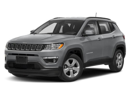 2020 Billet Silver Metallic Clear-coat Exterior Paint Jeep Compass