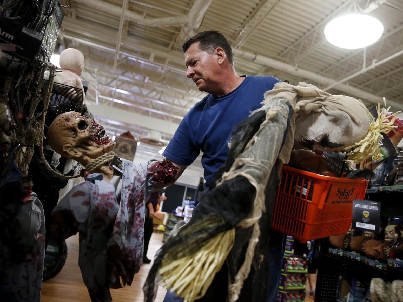 Halloween Richmond Va 2020 PHOTOS: Inside Spirit Halloween | Business News | richmond.com