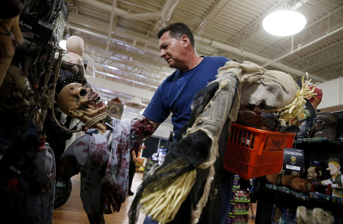 Spirit Halloween Locations Mechanicsville Va 2020 PHOTOS: Inside Spirit Halloween   Business News   richmond.com