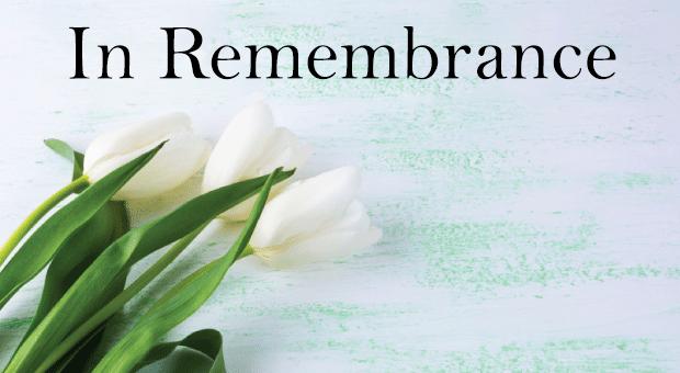 Obituaries published Apr. 22, 2019