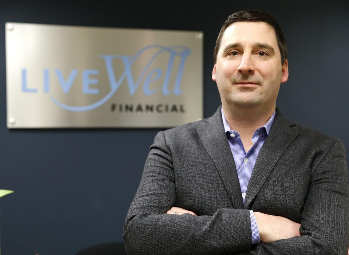Michael C. Hild, founder and CEO of Live Well Financial