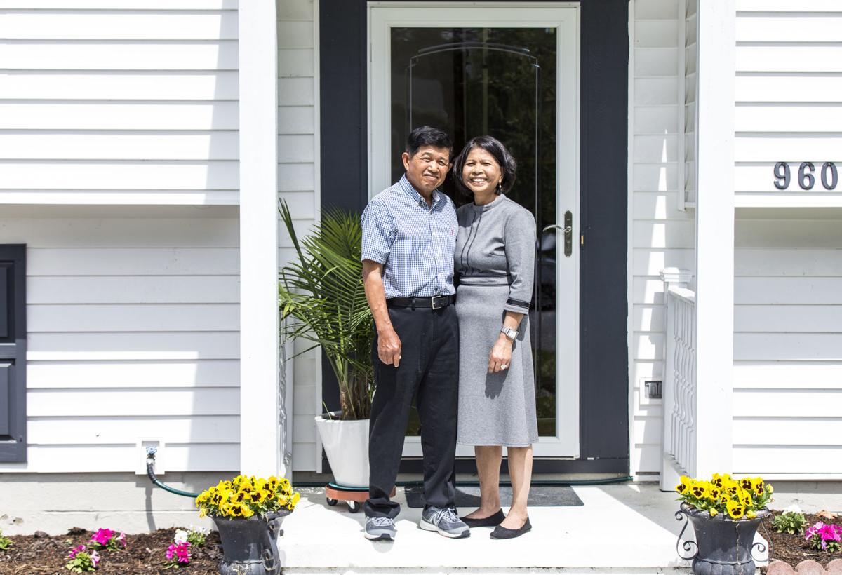 Cambodian couple