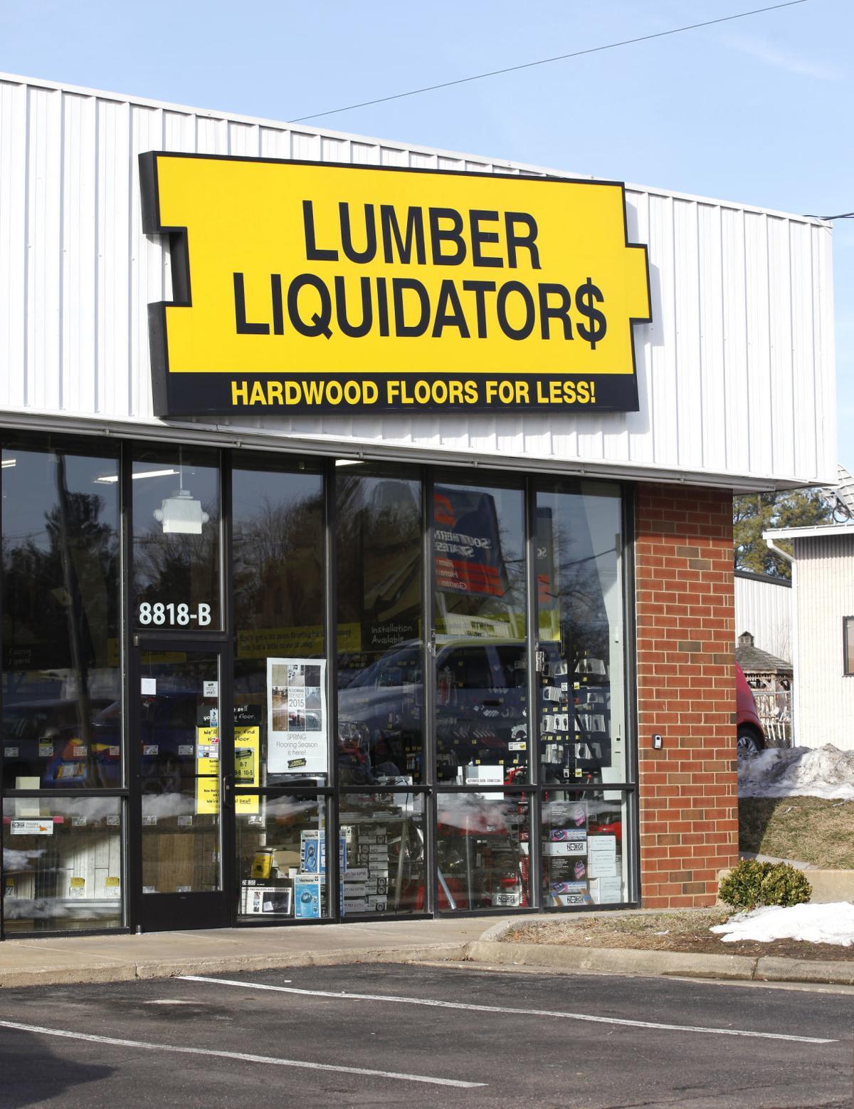 Lumber Liquidators moving headquarters from Williamsburg