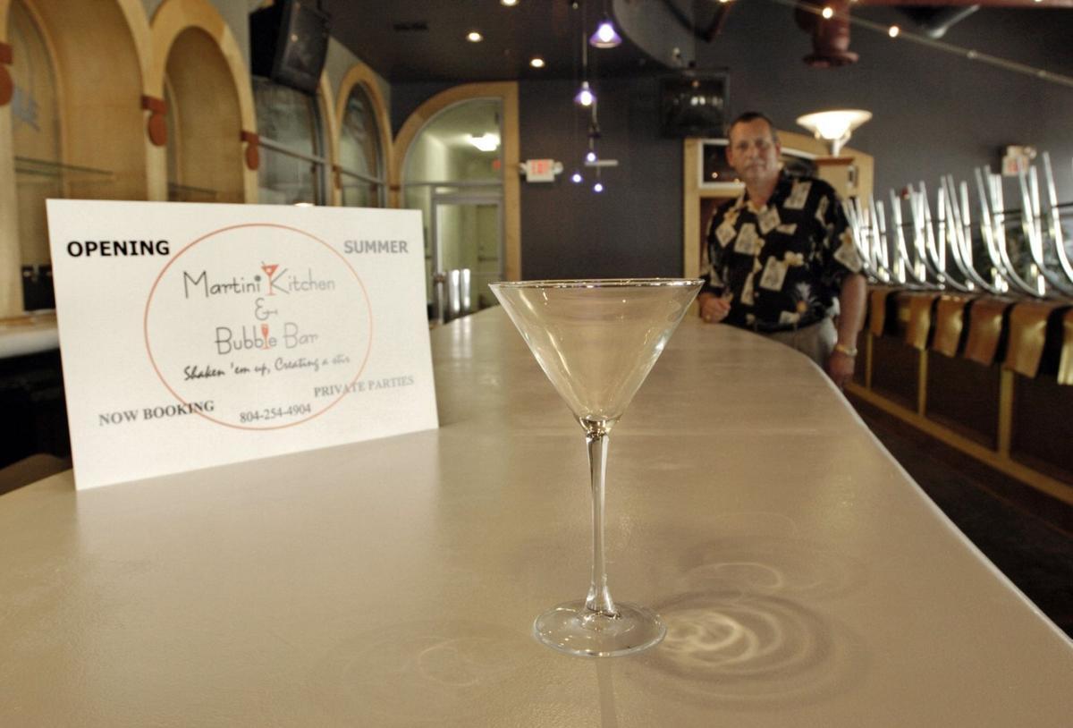 Martini Kitchen And Bubble Bar Closed