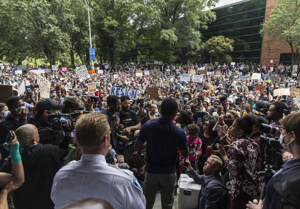 Stoney Black Lives Matter protest