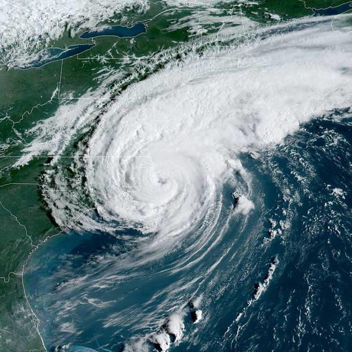 Hurricane Dorian by the numbers | Weather | richmond com