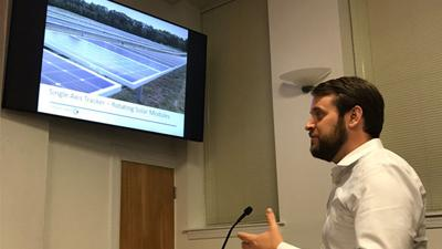 Solar farm case in Powhatan takes familial twist