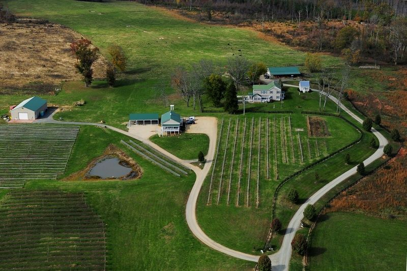 Welcome to Weston Farm Vineyard & Winery!