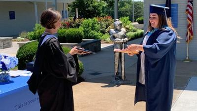 Blessed Sacrament Huguenot holds virtual and individual graduations