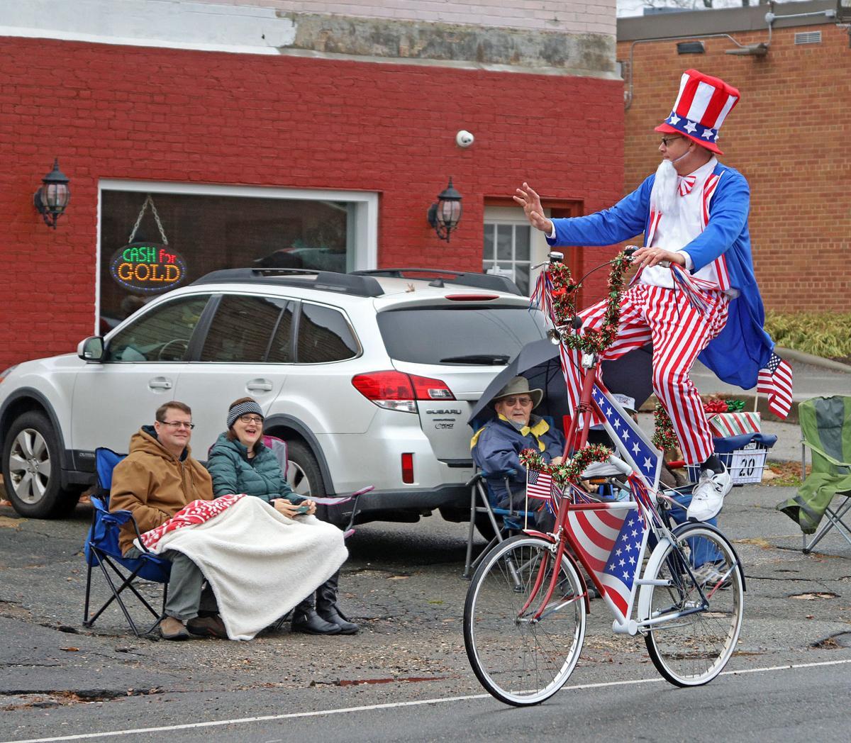 Mechanicsville Rotary-Ruritan Christmas Parade