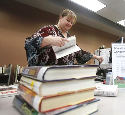 Library late fees: An embarrassing charge for users but a boon for