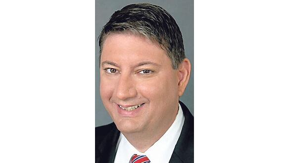 Hanover County Administrator John Budesky