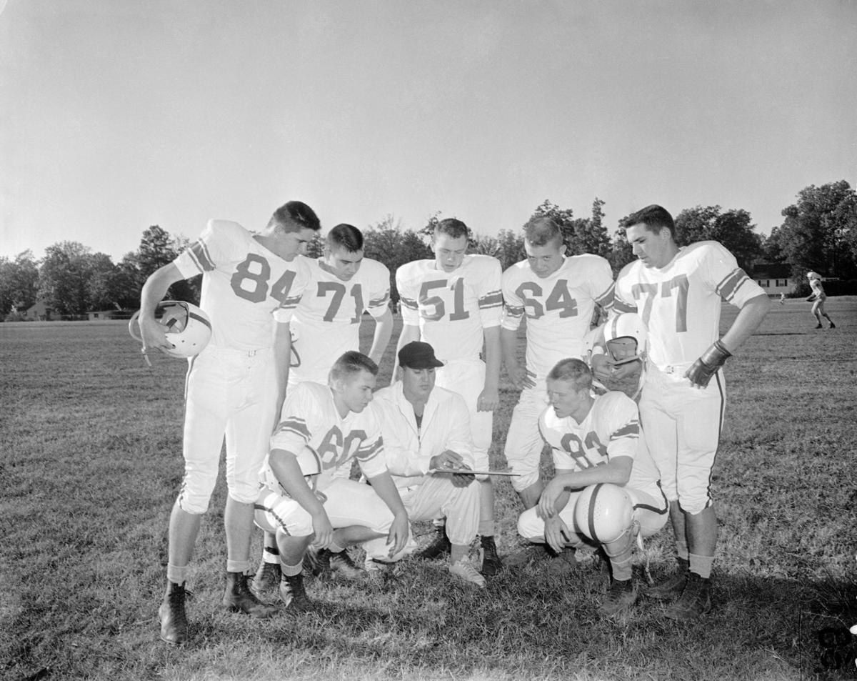 John Hilton, former Hermitage High, UR, NFL end, dies | Sports ...