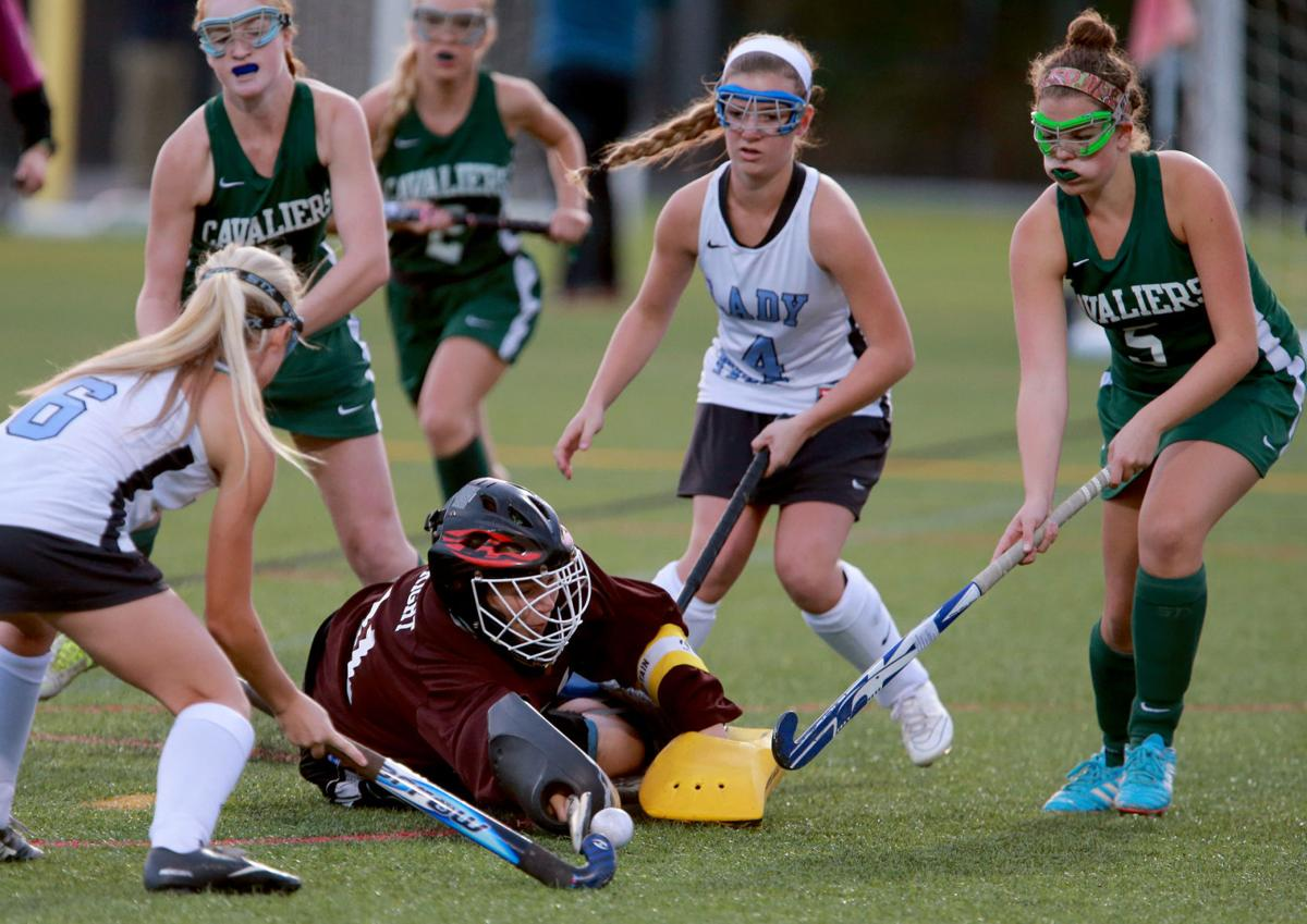 Cosby 2, Clover Hill 1 Conference 3 field hockey championship