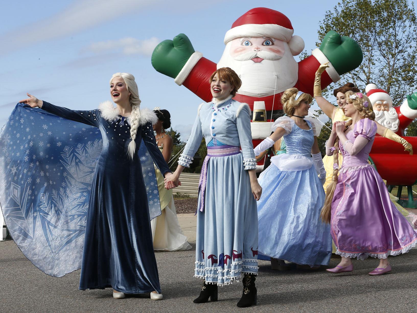 Midlothian Christmas Parade 2021
