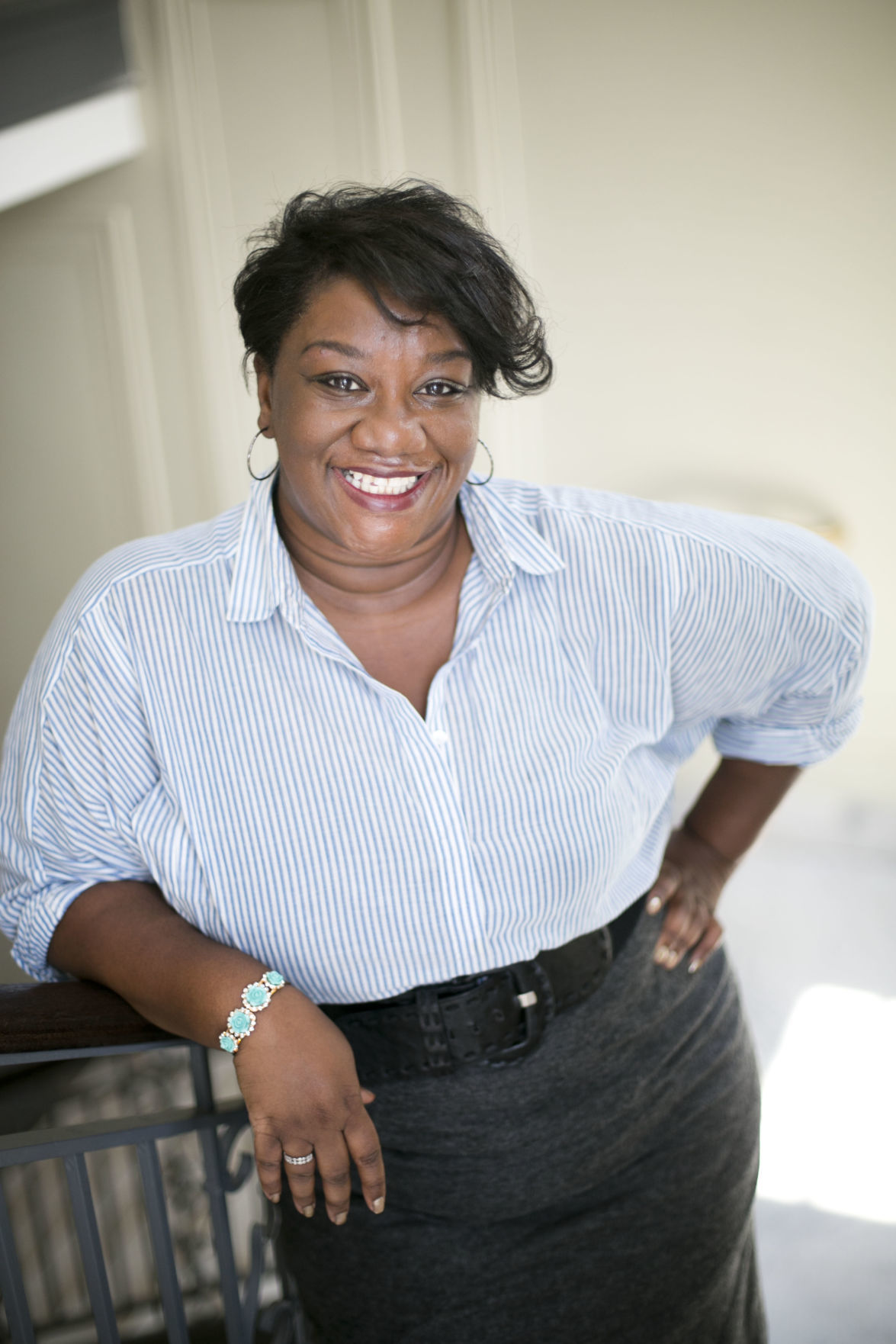 Tressie McMillan Cottom - VCU professor