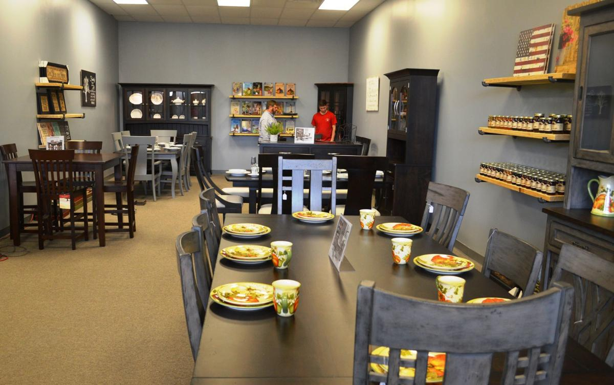 Biz Buzz Amish Made Furniture Sold At Mechanicsville Store Biz