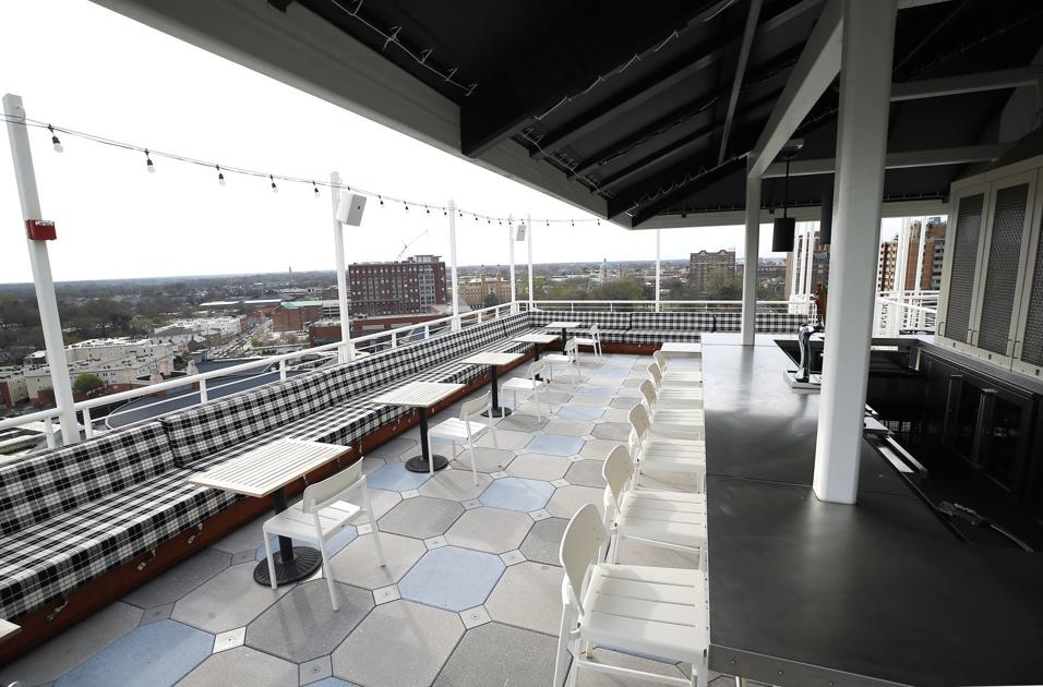 The Byrd House rooftop bar opens at the Graduate Richmond ...