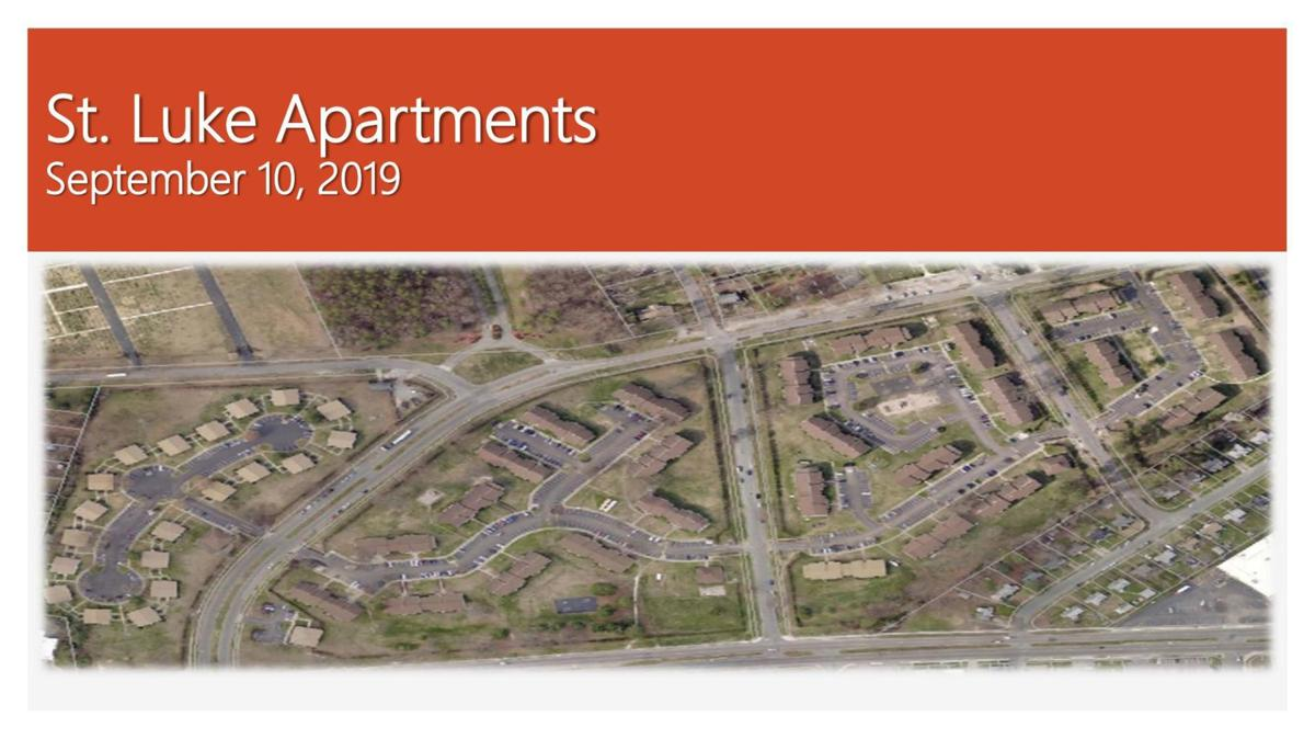 St  Luke Apartments Update 091019 | | richmond com