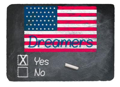 Dreamers Yes concept