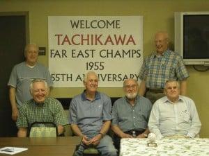 Far East Champions celebrate 55-year reunion