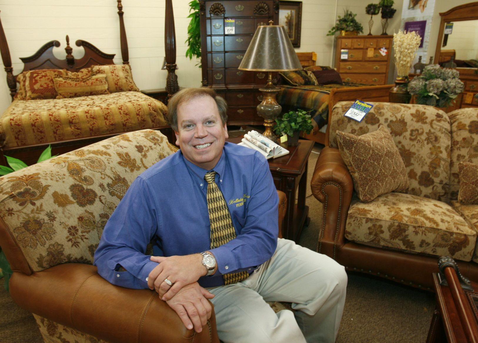 Holladay House And Home Center Inc. Files For Chapter 7 Bankruptcy