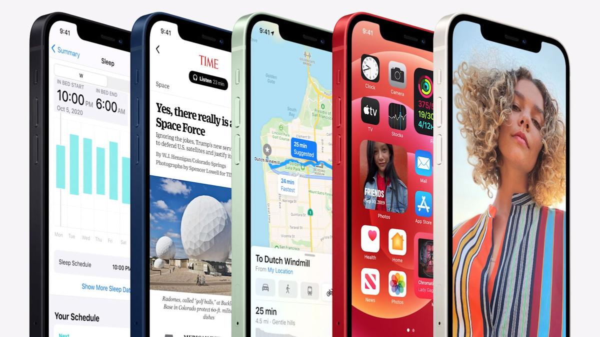 iPhone 12: What you need to know about Apple's new 5G phone lineup