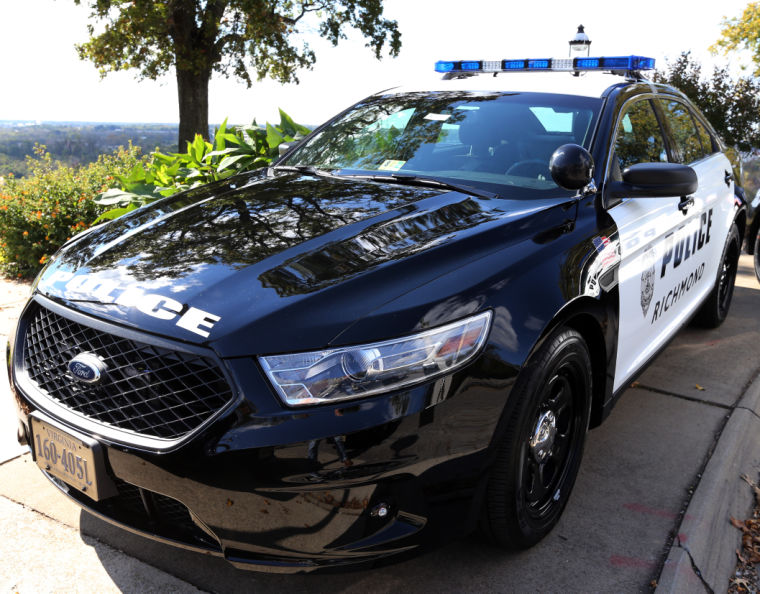 American Auto Sales Little Rock: Black-and-white Returns For Richmond Police Cars