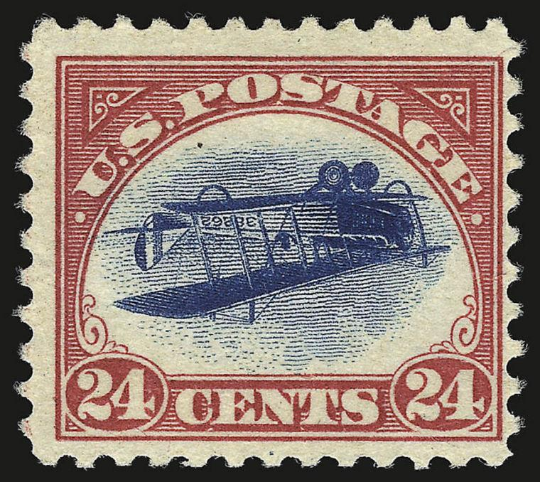 Richmond Auto Auction >> U.S. postage stamps, from rare to remarkable - Richmond ...