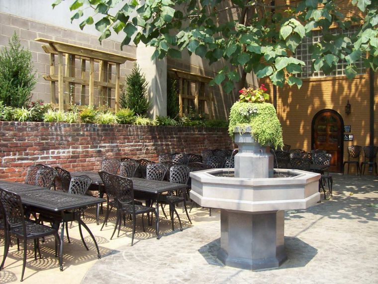 Richmond With Children And Kid Friendly Outdoor Dining In Rva