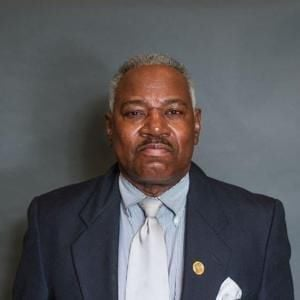 Chesterfield NAACP president LaSalle McCoy Jr.