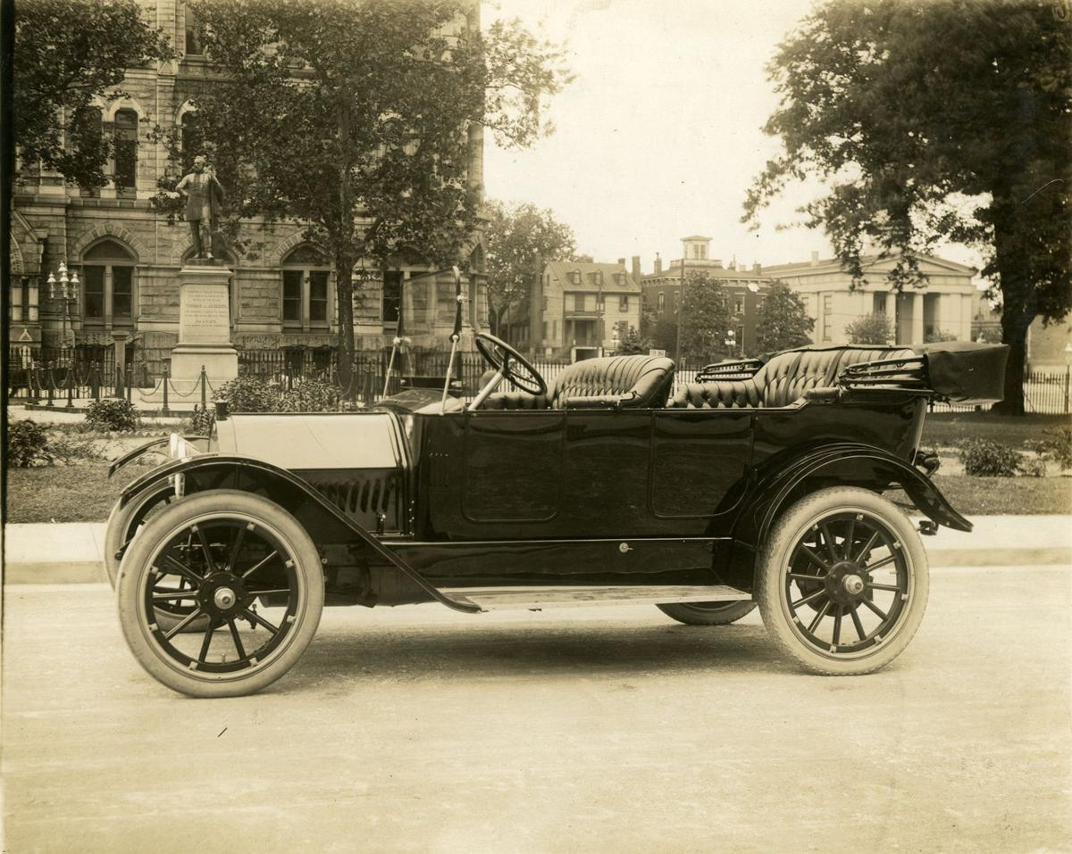 Behind the wheel: Cars once were made in Richmond and Virginia ...