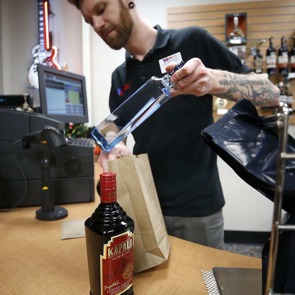 Senate Panel Backs Bill To Let State Liquor Stores Open