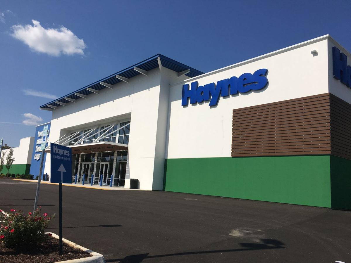 Marvelous Haynes Furniture Completes Renovations At Its Richmond And Pdpeps Interior Chair Design Pdpepsorg