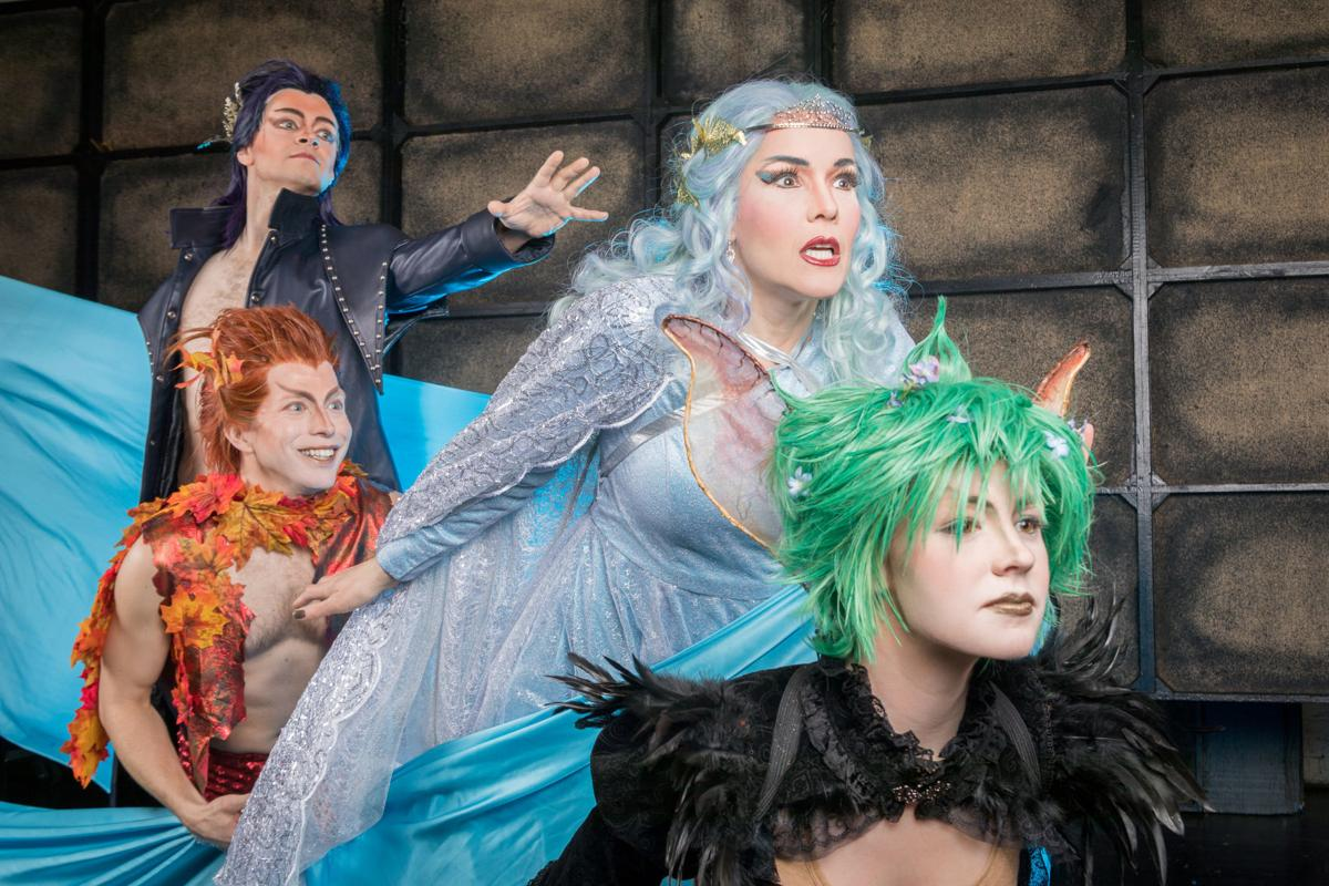 REVIEW: Shakespeare's Midsummer Night's Dream given fresh