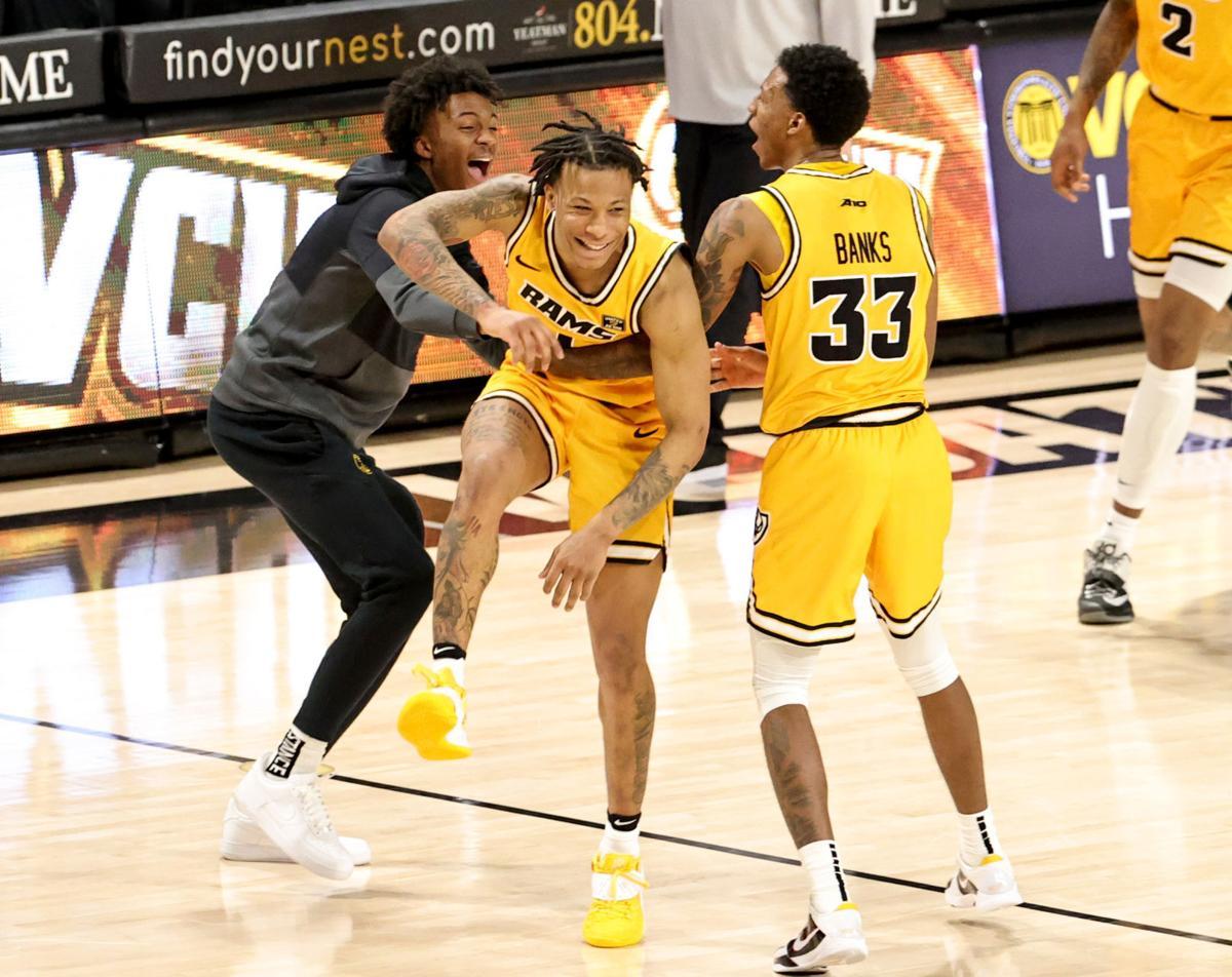 VCU men's basketball game vs. Saint Louis