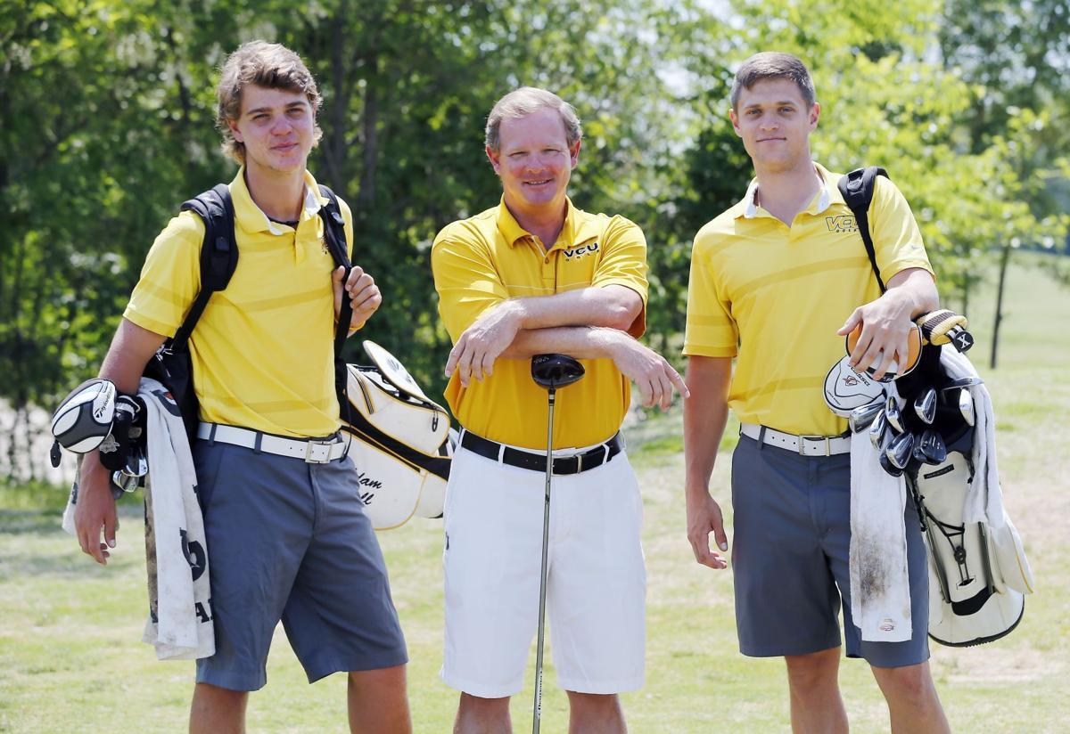 Matt Ball with sons Adam and Matt Jr.