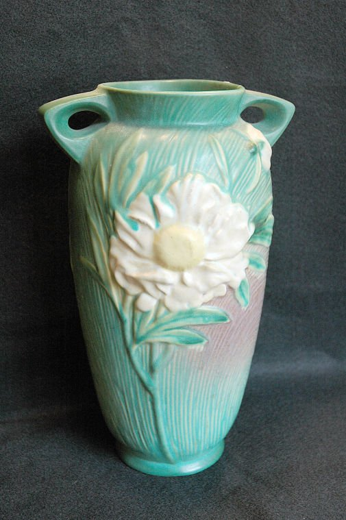 Whats It Worth Roseville Vase American Bosch Radio Home And