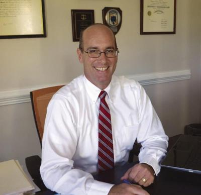 Chesterfield Commonwealth's Attorney Scott Miles