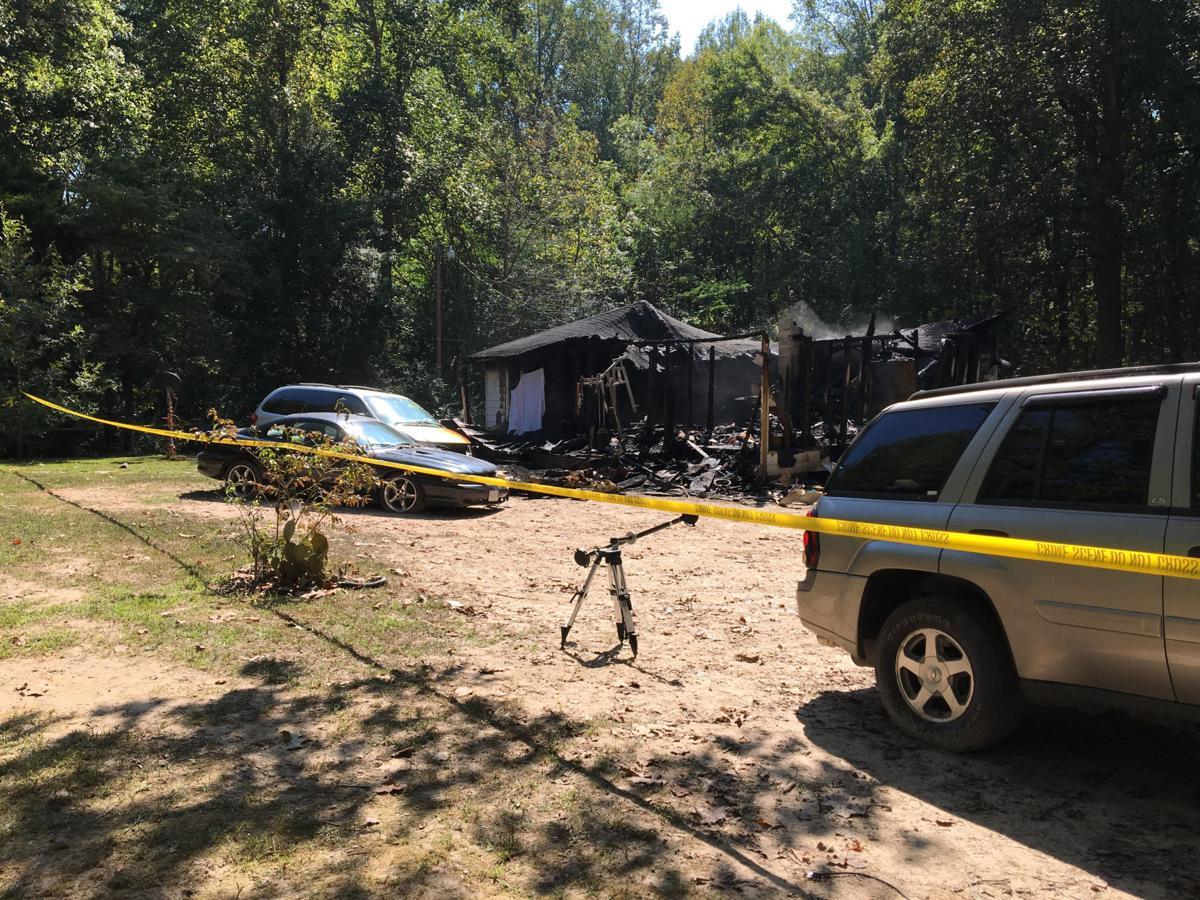 Fatal Fire Buckingham County
