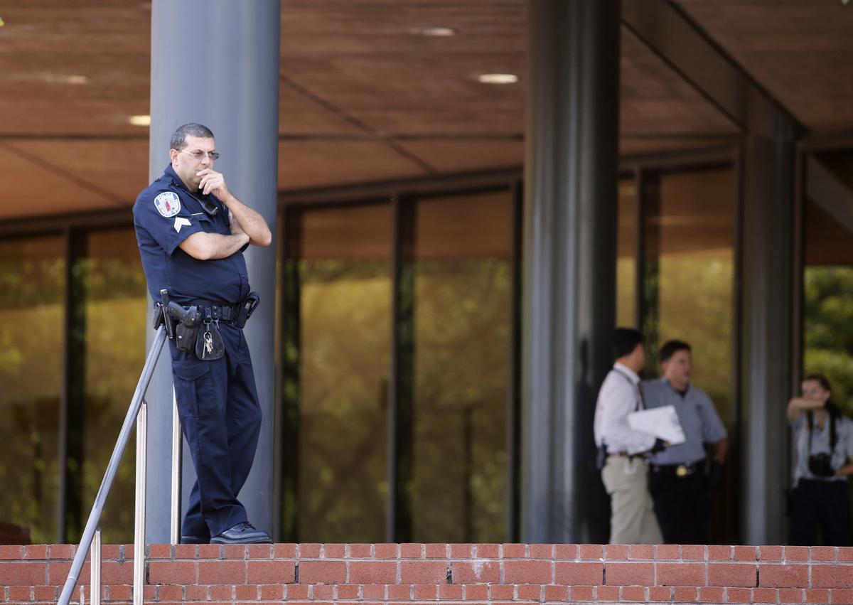 It was just shocking': Richmond man fatally shoots himself