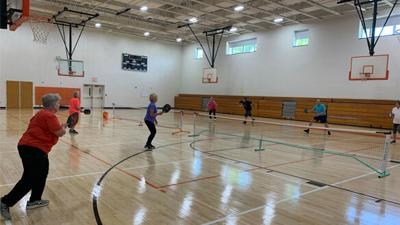 Powhatan Parks and recreation opens renovated gym