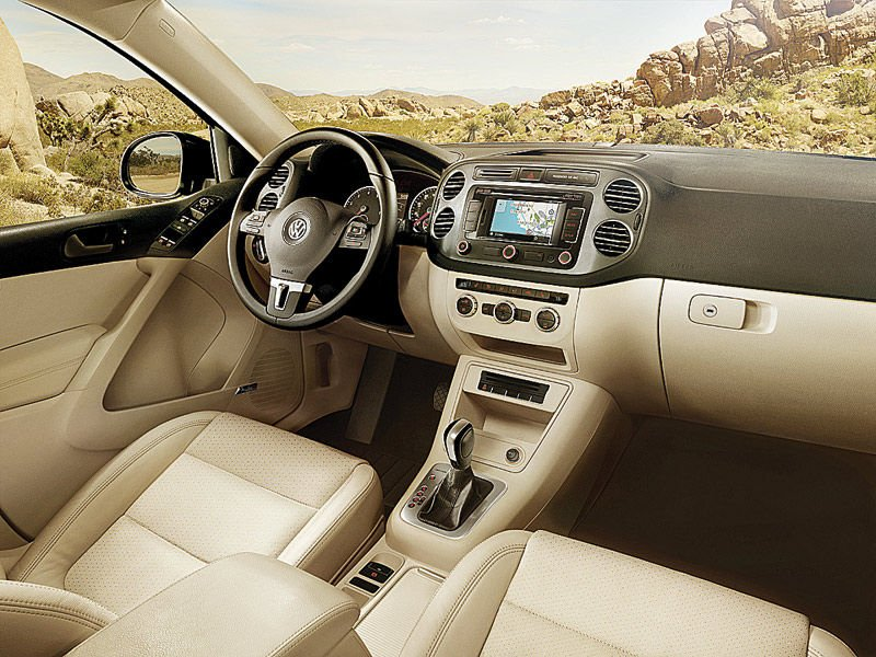 The all new 2014 Volkswagen Tiguan   Richmond Drives: Vehicle ...
