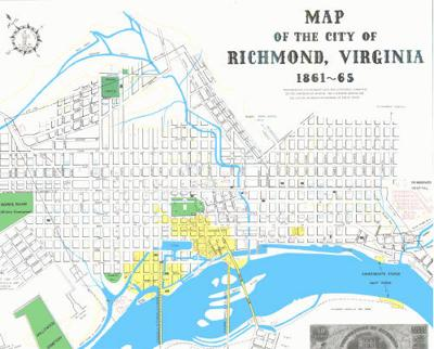 History Replays Today Seedy Side Of Richmond During Civil War